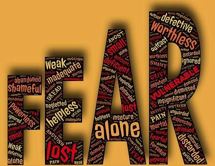 Fear of falling in life