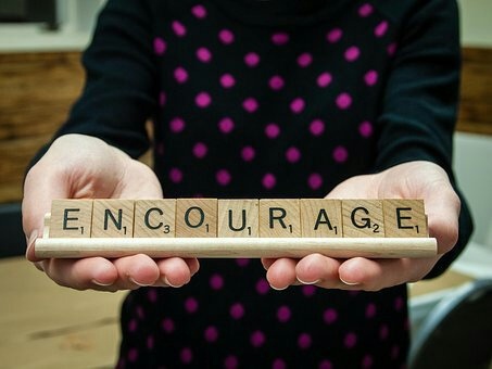 Use encouraging words daily in your life