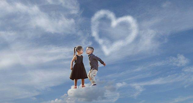 Is falling in love normal