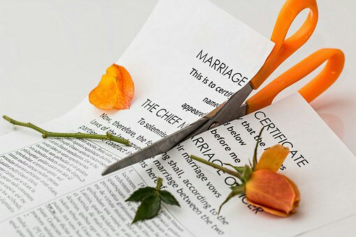Why marriage divorce