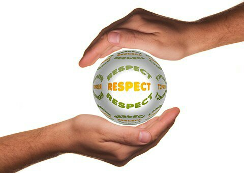 Respect is important in our lives