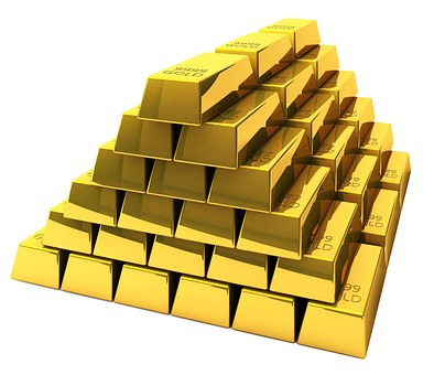 The Gold Is Mine, Saith The Lord